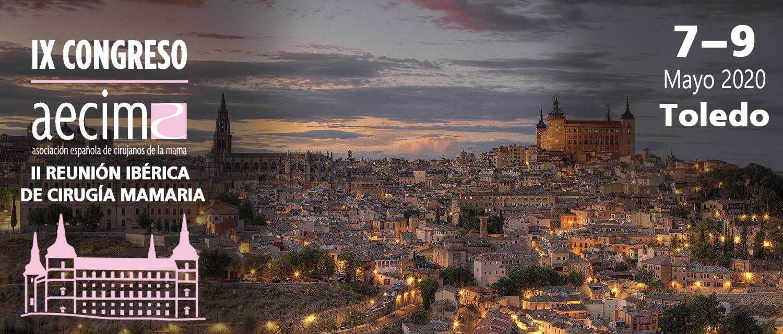 IX Congreso Aecima - Toledo